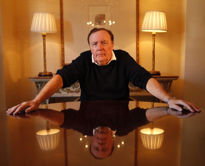 Джеймс Паттерсон. / Фото: www.hotcelebritieswallpapers.com