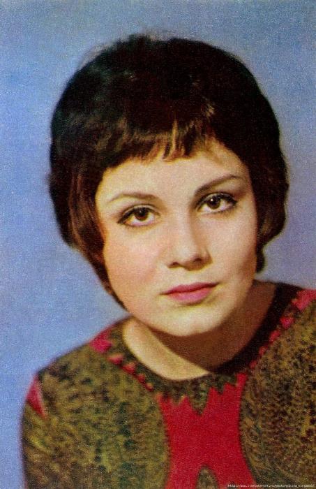 Валентина Малявина. / Фото: www.liveinternet.ru