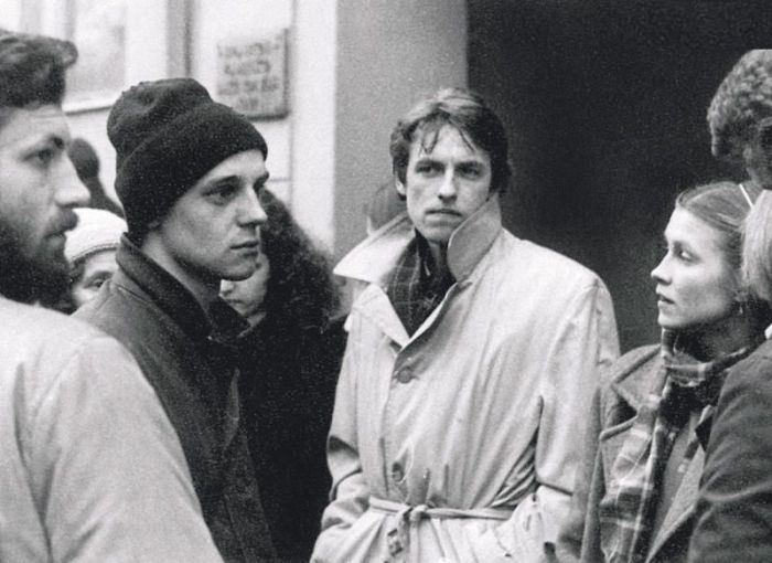 Баландис, Сакалаускас, Дапкунайте. / Фото: из личного архива А.Салаускаса, www.7days.ru