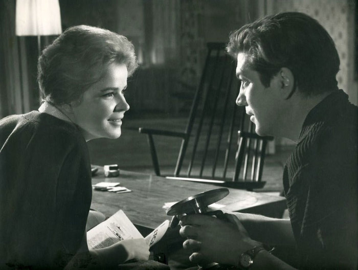 Тамара Семина и Валентин Зубков, кадр из фильма «День счастья». / Фото: www.ruskino.ru