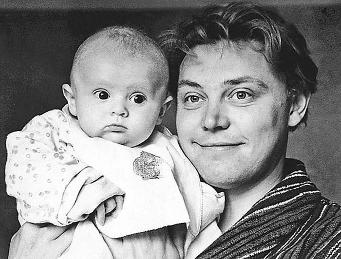 Вячеслав Невинный был замечательным отцом. / Фото: www.yaplakal.com