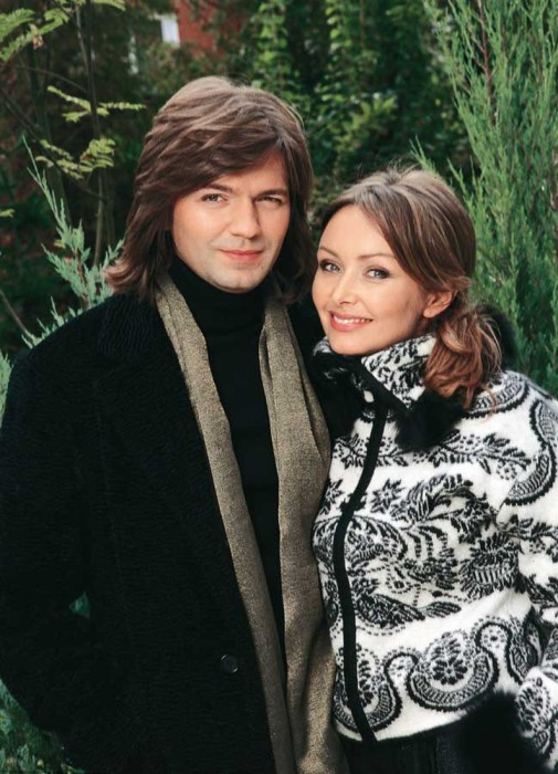 Дмитрий и Елена Маликовы. / Фото: www.woman.ru