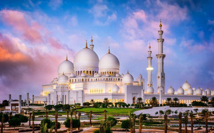Мечеть шейха Зайда. / Фото: www.urlaubsguru.de