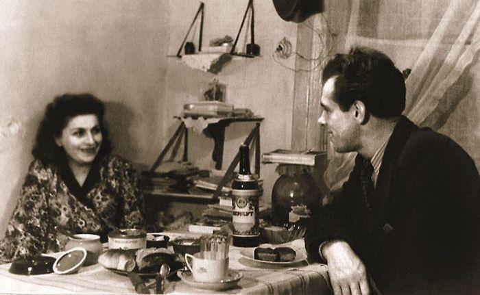 Ирина Махаева и Георгий Жжёнов. / Фото: www.7days.ru