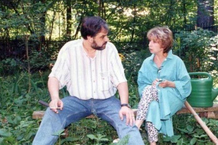 Лия Ахеджакова и Владимир Персиянинов. / Фото: www.mtdata.ru