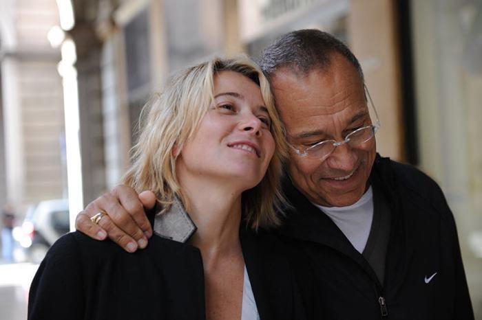 Андрей Кончаловский и Юлия Высоцкая. / Фото: www.obaldela.ru