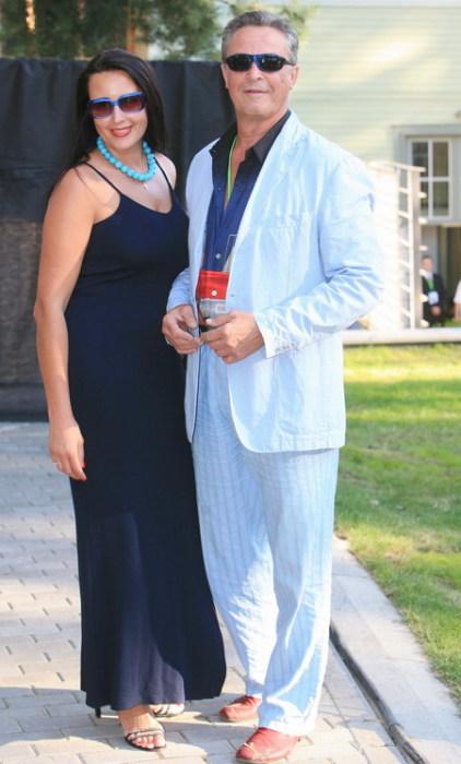 Ивар Калныньш и его Лаура. / Фото: www.postfactum.lv