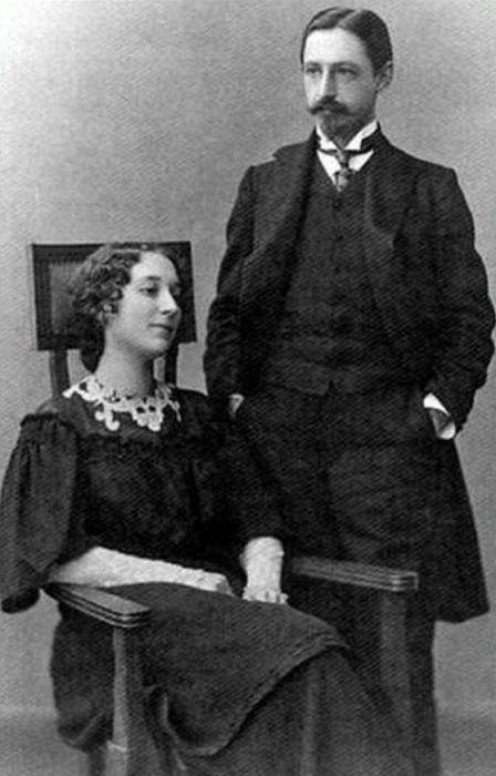 Вера Муромцева и Иван Бунин. / Фото: www.mtdata.ru