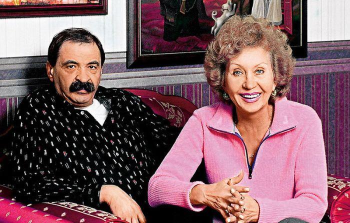 Илья и Ирина Олейниковы. / Фото: www.seven-days.ru