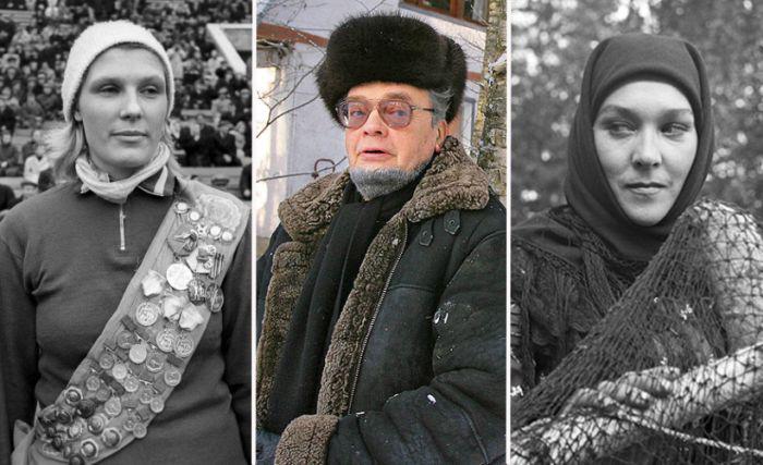 Инга Артамонова, Виктор Маслов, Александра Завьялова