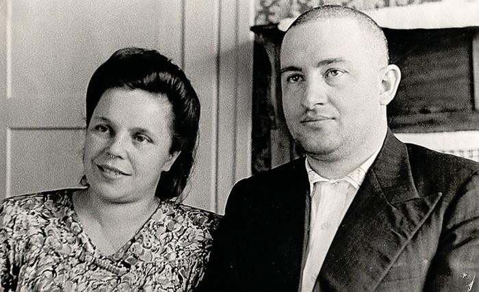 Евгения и Владимир Андроповы, дети от первого брака. / Фото: www.kpcdn.net
