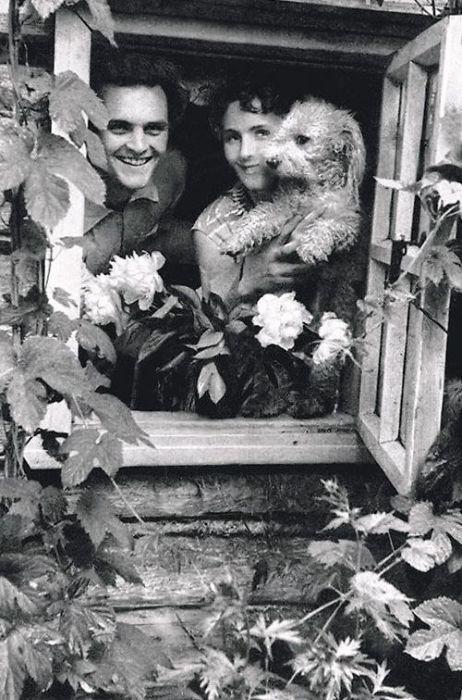 Юрий Яковлев и Кира Мачульская. / Фото: www.7days.ru