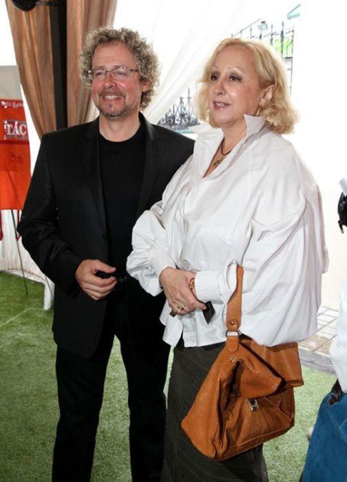 Лора Квинт и Андрей Билль. / Фото: www.eg.ru
