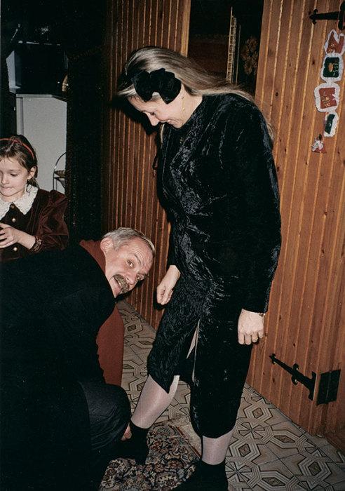 Столько лет у ног любимой женщины – не шутки! / Фото: www.rutlib2.com