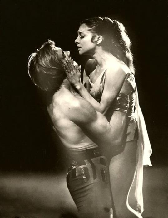 Они могли в танце передать любые эмоции и чувства. / Фото: www.livejournal.com
