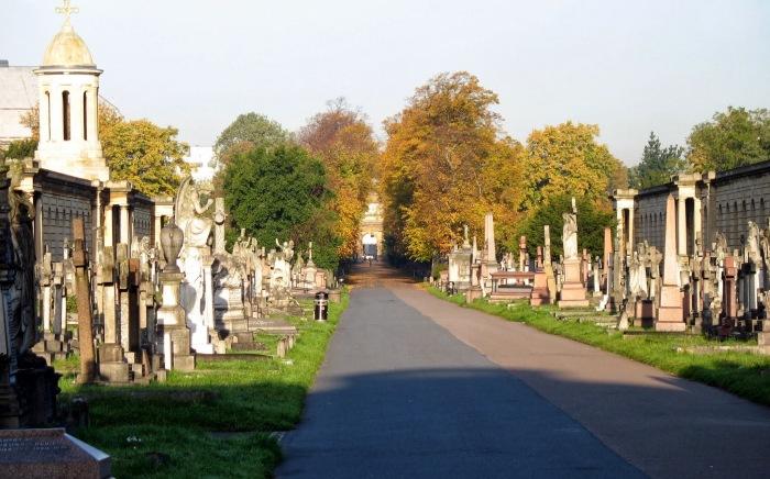 Бромптонское кладбище. / Фото: www.azbyka.ru