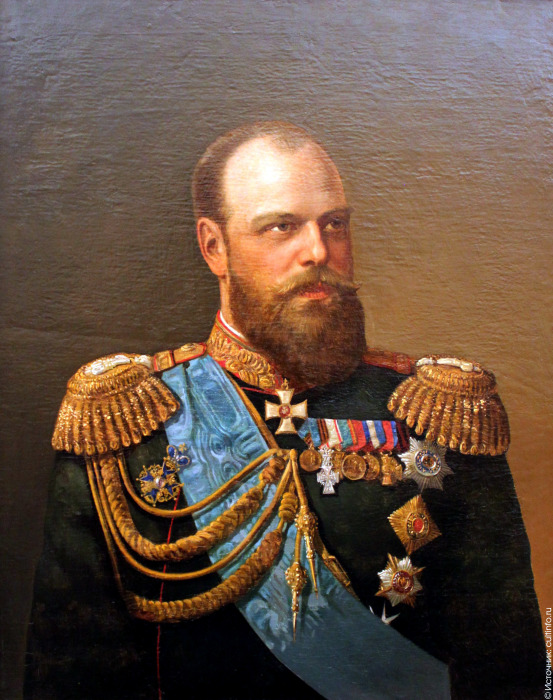Н.Г. Шильдер. Портрет Александра III. / Фото: www.cultinfo.ru