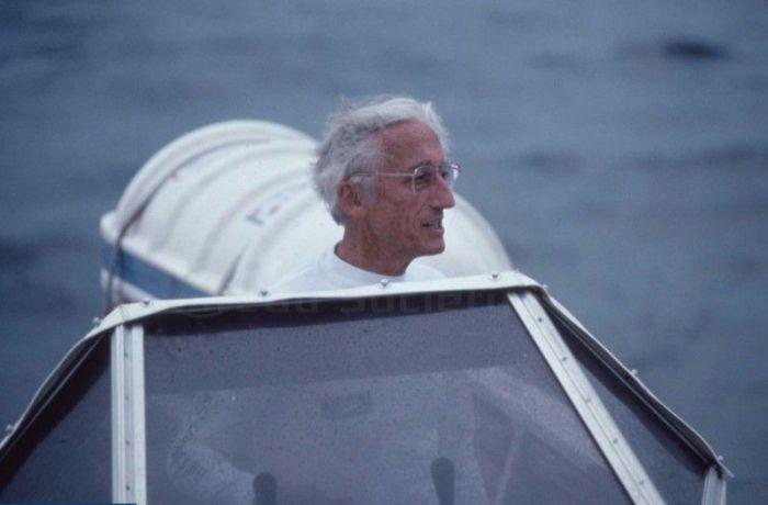 Жак-Ив Кусто. / Фото: www.cousteau.org
