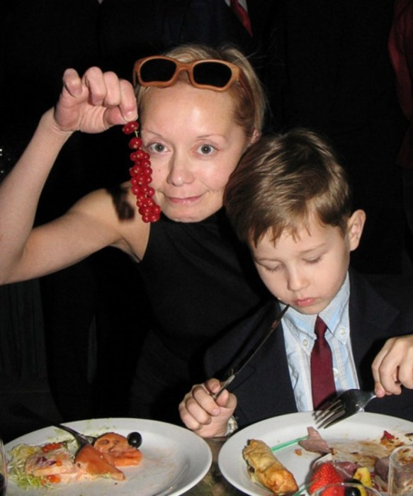 Поначалу они были очень счастливы вдвоем. / Фото: www.wday.ru