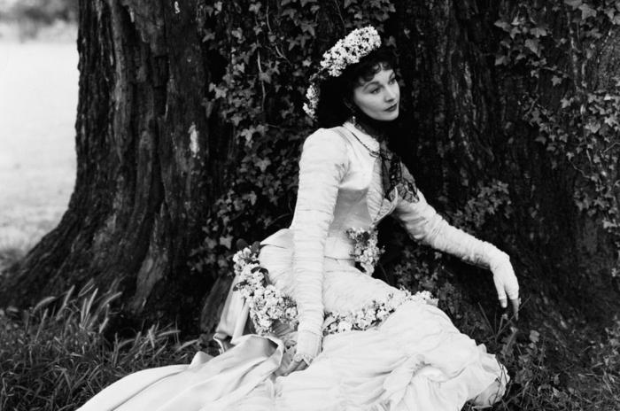 Вивьен Ли в роли Анны Карениной. / Фото: www.orloffmagazine.com
