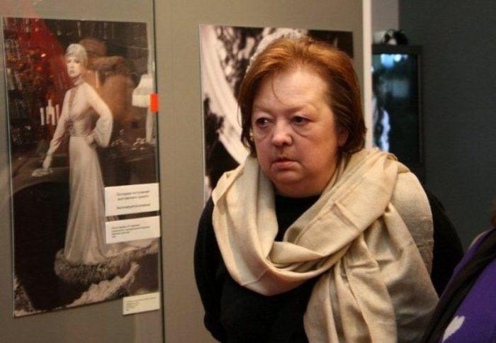 Мария Королёва, дочь Людмилы Гурченко. / Фото: www.hvylya.net