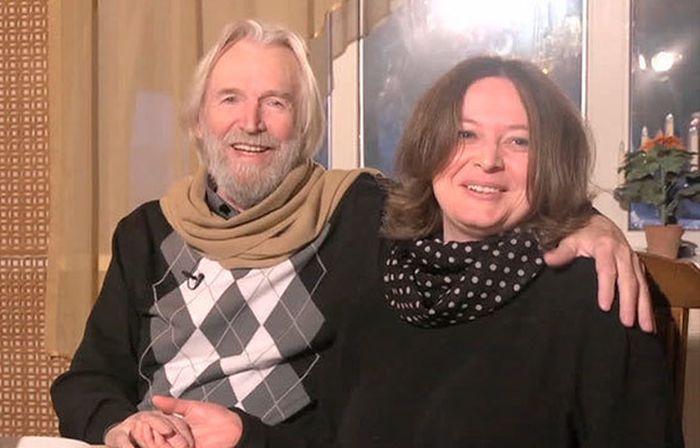 Станислав Любшин с любимой женой. / Фото: www.1tv.ru