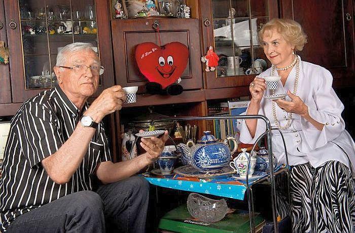 Татьяна Пилецкая и Борис Агешин. / Фото: www.love-psy.ru