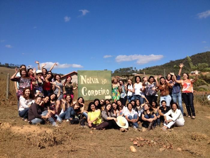 Жительницы Ноива до Кордейро. / Фото: www.euro-stiri.net