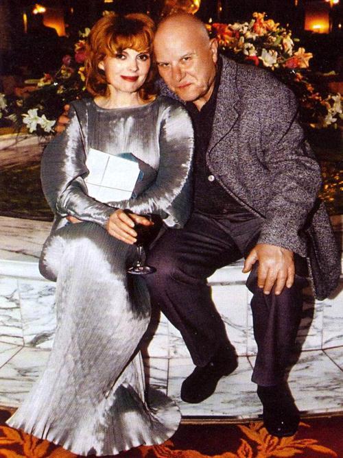 Клара Новикова и Юрий Зерчанинов. / Фото: www.lichnosti.net