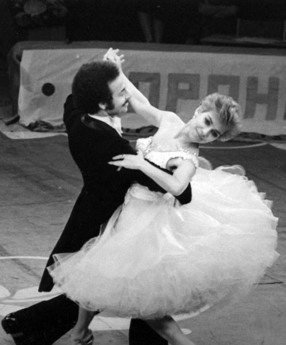 Вадим Елизаров и Нина Маршева. / Фото: www.i.io.ua