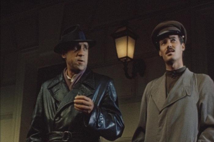 Кадр из фильма «Место встречи изменить нельзя». / Фото: www.deita.ru
