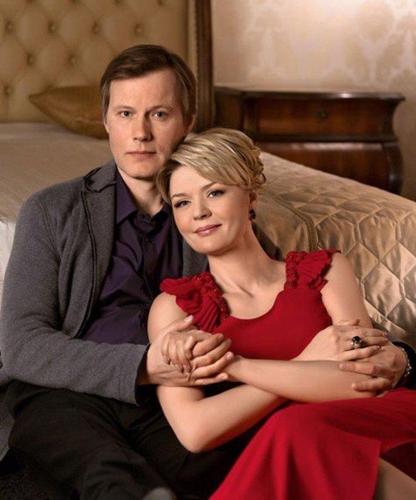 Юлия Меньшова и Игорь Гордин. / Фото: www.blog.lco.ru