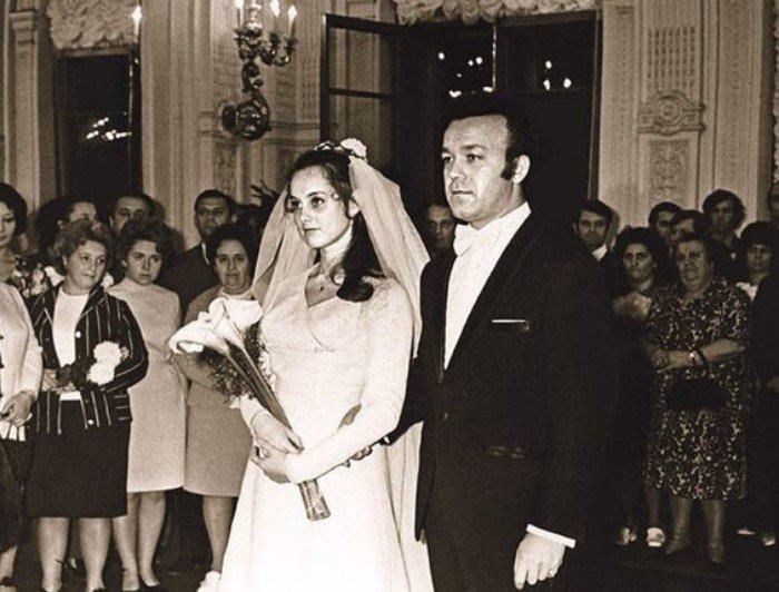 Свадьба Нелли и Иосифа. / Фото: www.etoretro.ru