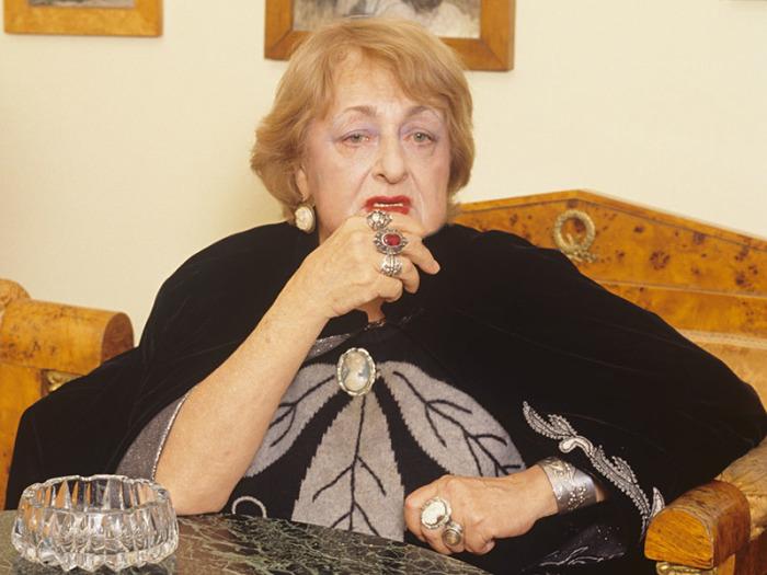 Наталья Дурова. / Фото: www.fb.ru