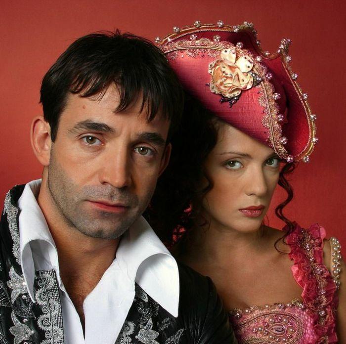 Дмитрий Певцов и Ольга Дроздова. / Фото: www.fastpic.ru