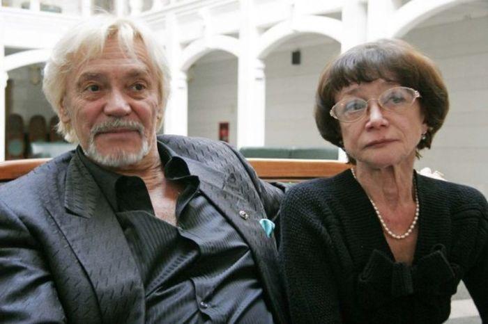 Он не уставал признаваться ей в любви. / Фото: www.rg.ru