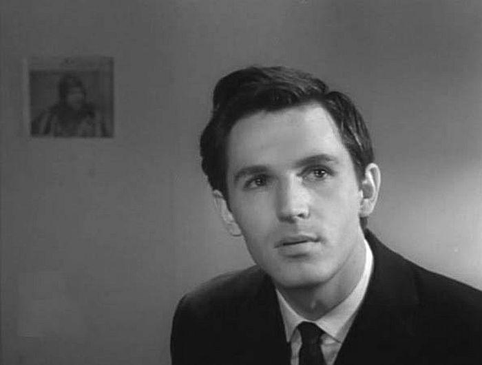 Станислав Любшин, кадр из фильма «Если ты прав», 1963 год. / Фото: www.kino-teatr.ru