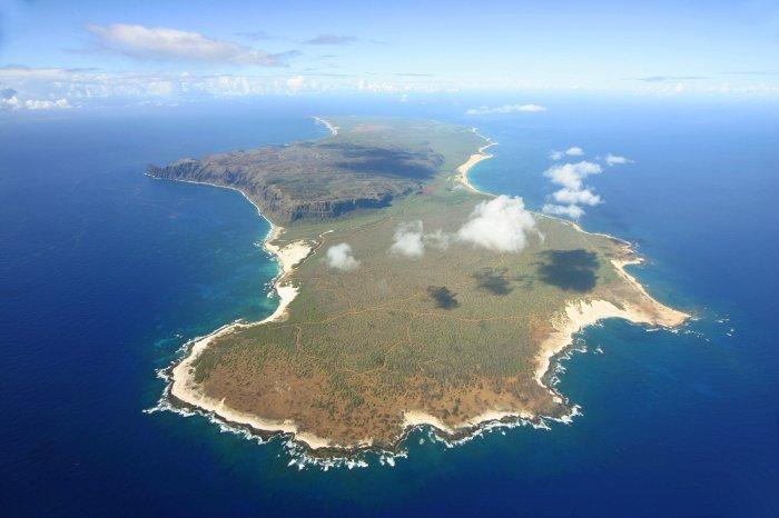 Остров Ниихау. / Фото: www.billionnews.ru