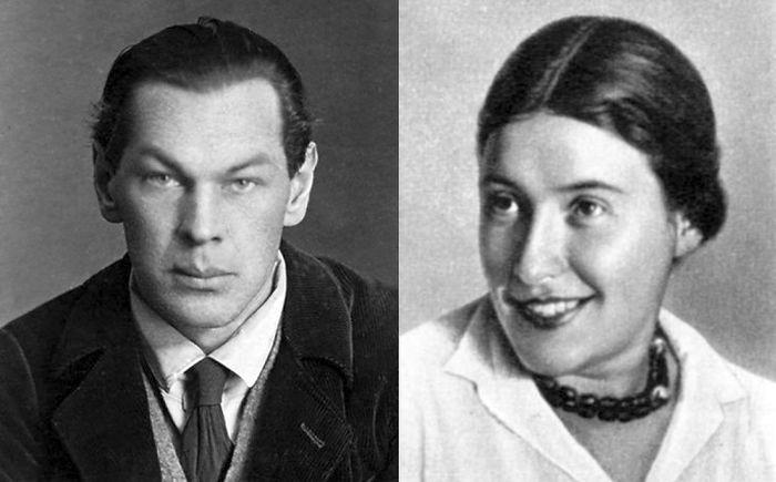 Рихард Зорге и Екатерина Максимова.