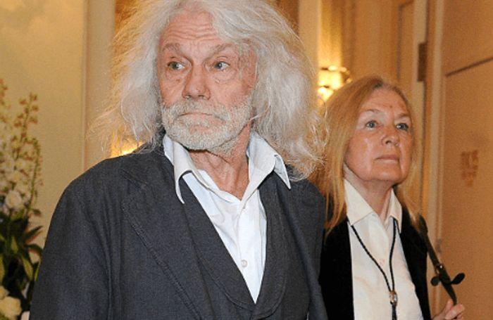 Александр Леньков с женой Еленой. / Фото: www.bfm.ru