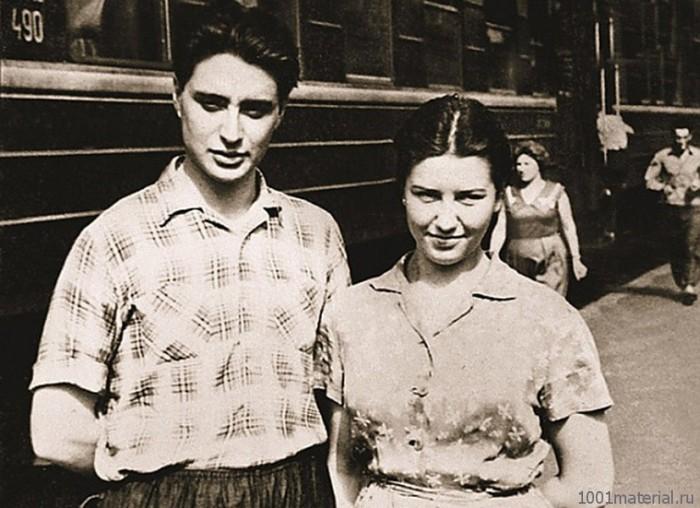 Вениамин и Алла Смеховы. / Фото: www.1001material.ru