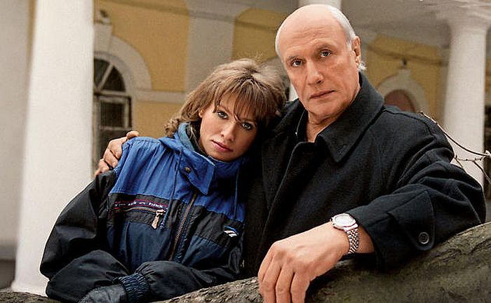 Александр и Ирина Пороховщиковы. / Фото: www.7days.ru