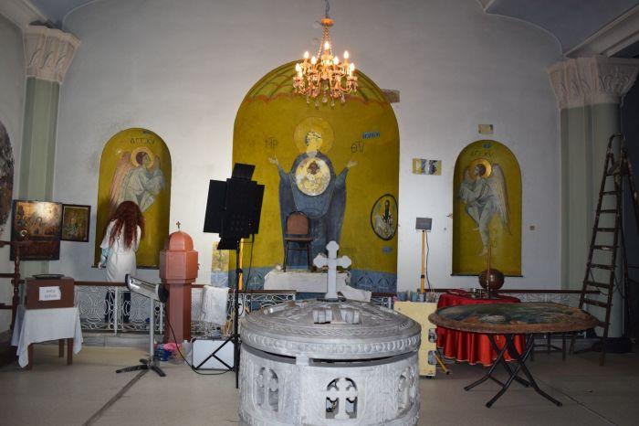 Внутри церкви. / Фото: www.otzyv.ru