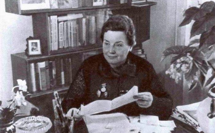 Писатель Зоя Воскресенская, 1968 год. / Фото: www.pogovorim.by