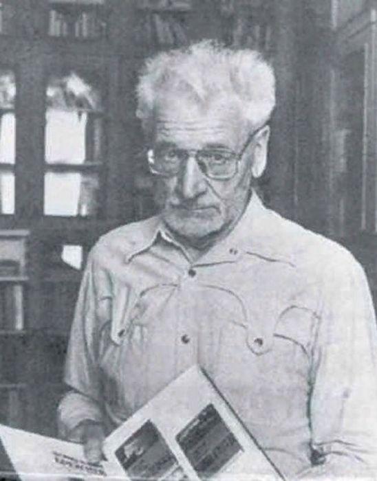 Александр Мурзин, предполагаемый автор «Целины». / Фото: www.traditio.wiki
