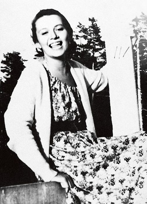 Елизавета Апраксина. / Фото: www.7days.ru
