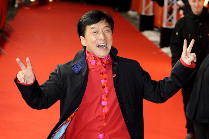 Джеки Чан. / Фото: www.rus.rt.com