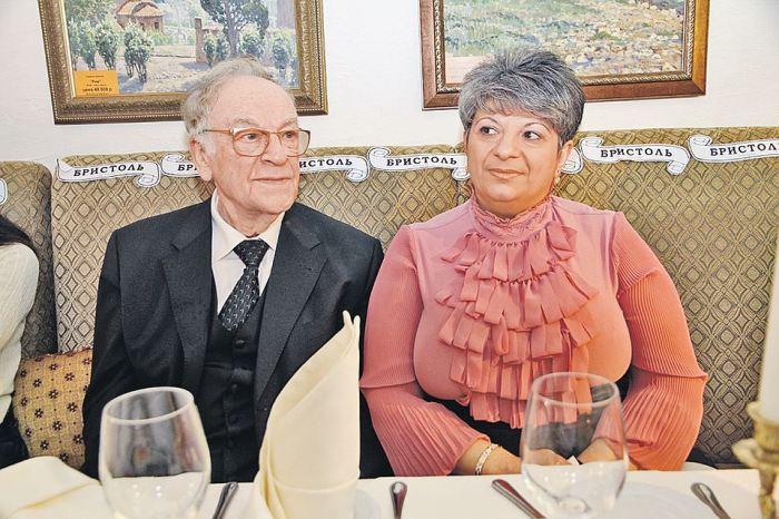 Игорь Кириллов с женой Татьяной. / Фото: www.kpcdn.net