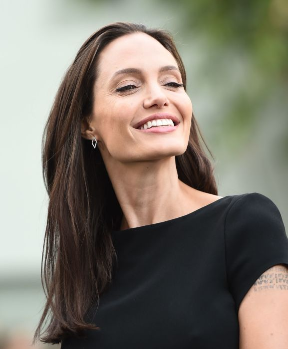 Анджелина Джоли.  / Фото: www.woman.ru