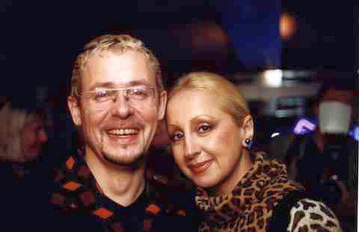Лора Квинт и Андрей Билль. / Фото: www.biograph.ru